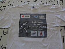 XL- Dodgers Angels Blood Drive T- Shirt