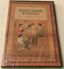 'Family Home Evening' LDS Resource DVD (2009) Sealed BRAND NEW OG
