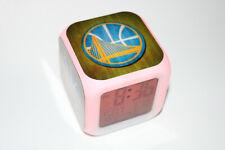 Golden State Warriors NBA Stephen Curry Digital Alarm Clock Watch Lamp Decor