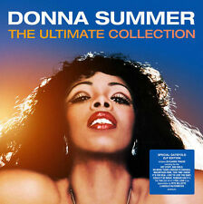 Donna Summer R&B & Soul Mint (M) Grading Vinyl Records
