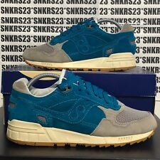 Saucony x Bodega Shadow 5000 Teal (9) - END Burger Grid SD Sneaker Freaker kith