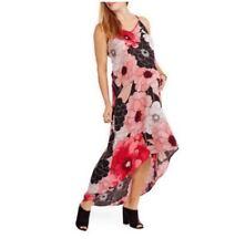 Whoa, Wait Maternity Maxi Slip Dress Size M Color Floral Garden Print