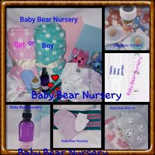 Free Shipping Reborn Baby hospital prop/gift package Please read description