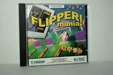 FLIPPER MANIA! FINSON GIOCO USATO PC CDROM VERSIONE ITALIANA ML3 44610