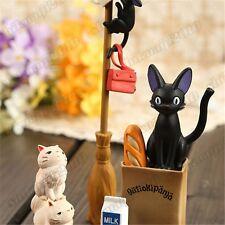 Kiki's Delivery Service DIY Micro Landscape Building Blocks Mini Figures Toy hot