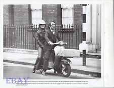 Man And Woman  on moped VINTAGE Photo No Sex Please....
