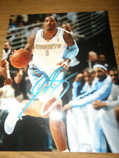 J.R. SMITH...SIGNED/AUTOGRAPHED 8X10 PHOTO...NBA DENVER NUGGETS CLEVELAND CAVS
