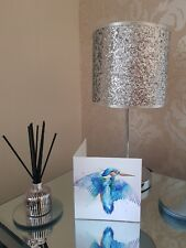Fun quirky limited edition greeting birthday card of my original KINGFISHER