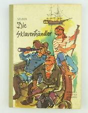 Buch: Altes Jugendbuch Die Sklavenhändler Knabes Jugendbücherei e449