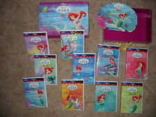 Little Mermaid cartoons (not sold in the US) - DVDs - Chinese language immersion