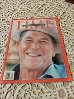 Time Magazine June 14, 2004 Ronald Reagan 1911-2004 Commemorative Issue