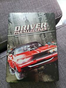 Driver Parallel Lines Steelbook ps2