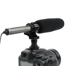 SG-209 DV Stereo Electret Condenser Microphone for Canon 5D3 7D 6D 60D 1100D 20D