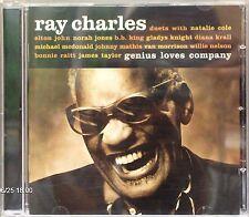 Ray Charles - Genius Loves Company (CD 2004)