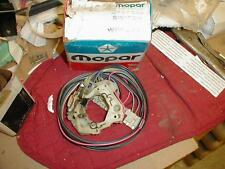 NOS MOPAR 1977-9 TILT TURN SIGNAL SWITCH W/ CORNERING LAMPS VARIOUS MODELS