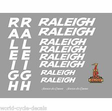 Raleigh Service des Courses Bicycle Decals-Transfers-Stickers #23