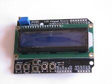 UNO and MEGA LCD BUTTON SHIELD, ARDUINO COMPATABLE