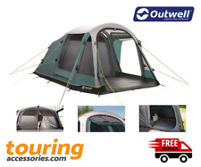 Outwell Rosedale 5 Person 3 Room Blow up Air Tent