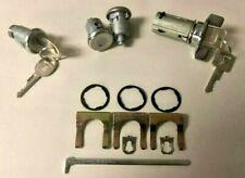 NEW 1972-1976 Buick LeSabre/Centurion- Ignition, Door & Trunk Lock set- GM Keys