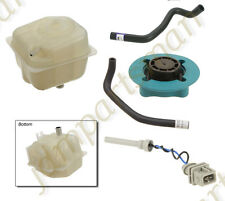 Volvo C70 S70 V70 850 Coolant Expansion Tank + Cap + Level Sensor + Hose Kit