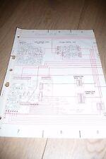 Schema für Pioneer A-9, ORIGINAL!