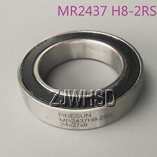MR2437 H8 2RS Rubber Sealed Bearing 24x37x8mm for Bottom Bracket BB30 ISIS BMX
