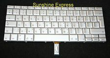 "New OEM Apple MacBook Pro 15"" A1150 A1211 A1226 Hebrew Keyboard AEPW1PLV011"