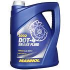 Bremsflüssigkeit DOT 4 Mannol SCT SAE J 1703 5.1 KG Brems Flüssigkeit Universal