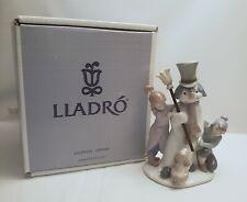 Lladro The Snowman 010 05713 Excellent In Original Box