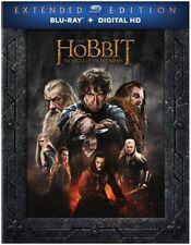 The Hobbit: The Battle of the Five Armies (Extended Edition) [New Blu-ray] Ext