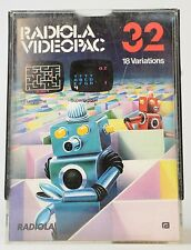 Radiola Videopac Game / jeu - N° 32 - Le Labyrinthe - Complete with Box