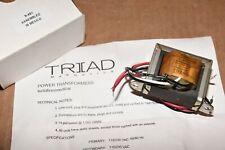New Triad Magnetics N-48X Isolation Transformer 15 Va, 115V, 130 mA, 1 x 115V