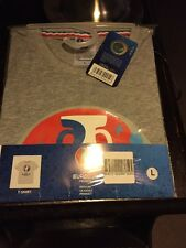 New In Package Adidas men's sz L UEFA Euro 2016 France shirt Gray official