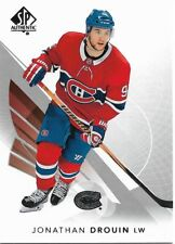 Montreal Canadiens - 2017-18 SP Authentic - Complete Base Set Team (4)