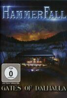 HAMMERFALL - GATES OF DALHALLA  DVD NEU