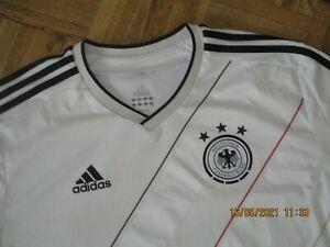 Deutschland DFB Trikot EM 2012 Polen/Ukraine Home Jersey Gr.XL Adidas TOP!