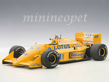 AUTOAart 88726 LOTUS 99T HONDA F1 JAPANESE GP 1987 S. NAKAJIMA #11 /18 YELLOW