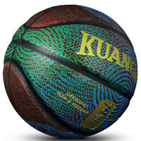 Kuangmi Fashion Cool Full Size Basketball Ball Indoor Outdoor Size 7 29.5