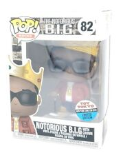 Funko Pop The Notorious BIG w Crown Tokyo Exclusive NYCC New York Comic Con 2018