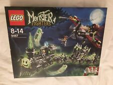 LEGO 9467: Monster Fighters The Ghost Train - Brand New & Unopened