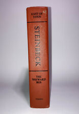 East of Eden and The Wayward Bus  Viking Press Book Club Edition John Steinbeck