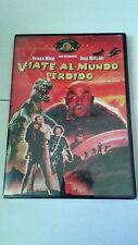 "DVD ""VIAJE AL MUNDO PERDIDO"" EDGAR RICE BURROUGHS"