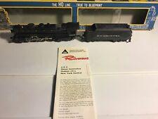 AHM / Rivarossi  New York Central #5405 4-6-4 Hudson Steam Locomotive 5096