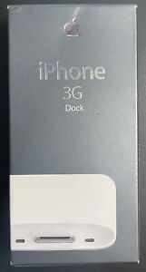 OPEN BOX Apple iPhone 3G Dock MB484G/A