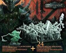AVATAR della guerra del caos NUOVO CON SCATOLA corrupters dell' Apocalisse W / Grande armi + LORD