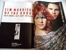 JIM MORRISON BRUCE SPRINGSTEEN Cut Japan Magazine 05/1991 The Doors Godfather 3