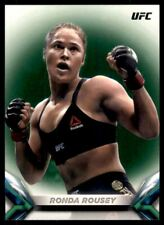 2018 Topps UFC Knockout Green #8 Ronda Rousey /199