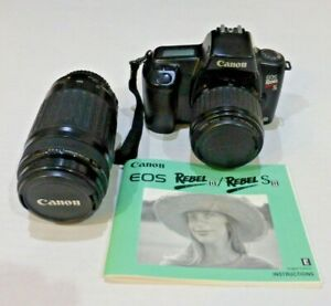 Canon Eos Rebel S Ii Film Cameras For Sale Ebay