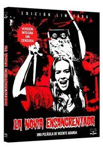 La Novia Ensangrentada (1972) Ed. Limitada y Numerada BluRay