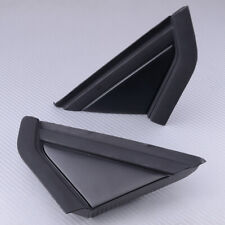 2x Front Window Triangle Cover Trim Panel Plate Fit For Citroen C4 1.6D 2004-10